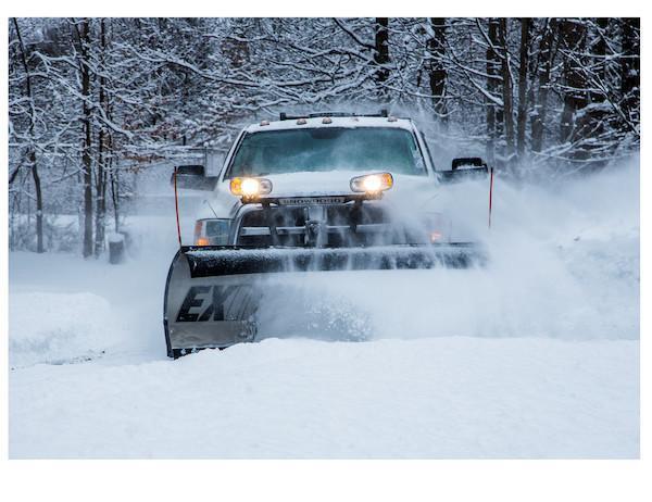 2020 SnowDogg EX85 II Stainless Snow Plow