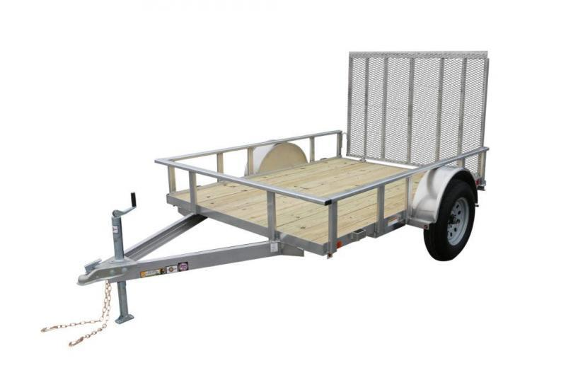 2020 CARRY-ON 6X8AGW UTILITY TRAILER