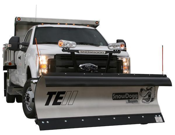 2020 SnowDogg TE80 II Stainless Snow Plow