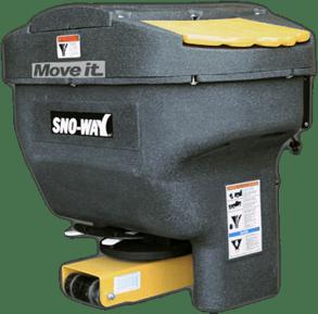 SnoWay 4 - CU. FT. TAILGATE SALT SPREADER SERIES