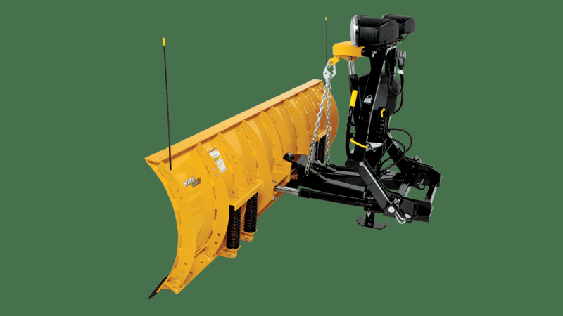 "2020 Fisher Engineering 8'6"" HD2 Snow Plow"