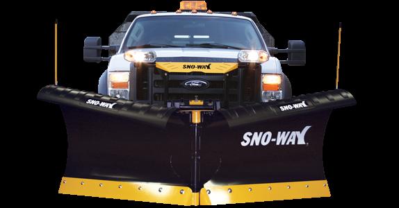 """2020 Sno-Way 29VHD 8'6"""" Snow Plow w/ Down Pressure"""