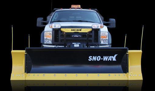 2020 Sno-Way Revolution HD 10' Snow Plow w/ Down Pressure