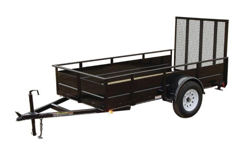 2020 Carry-On 5X8SSG Utility Trailer
