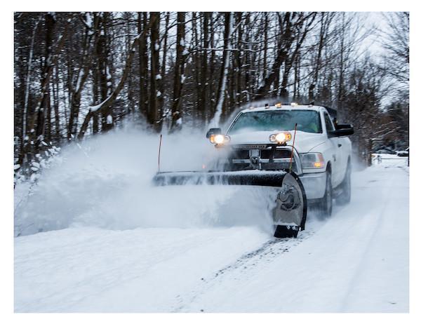 2020 SnowDogg HD80 II Stainless Snow Plow