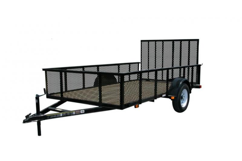 2020 CARRY-ON 6X12GWHS UTILITY TRAILER