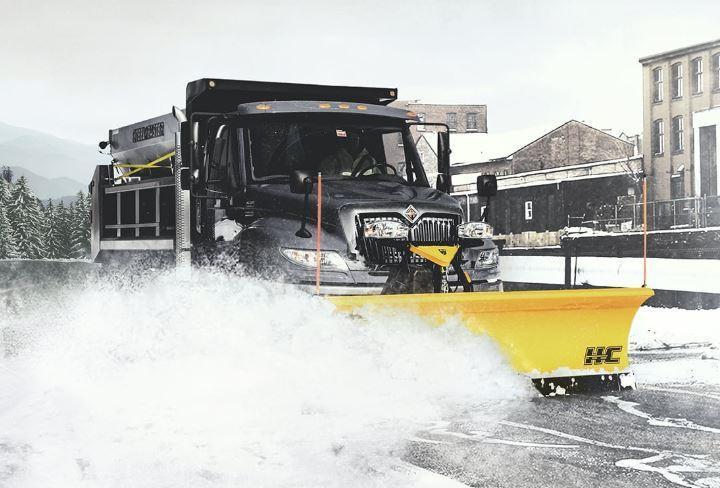2020 Fisher Engineering 9' HC Snow Plow