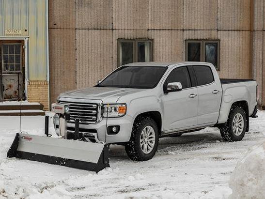 SnowSport Snow Plow Winch