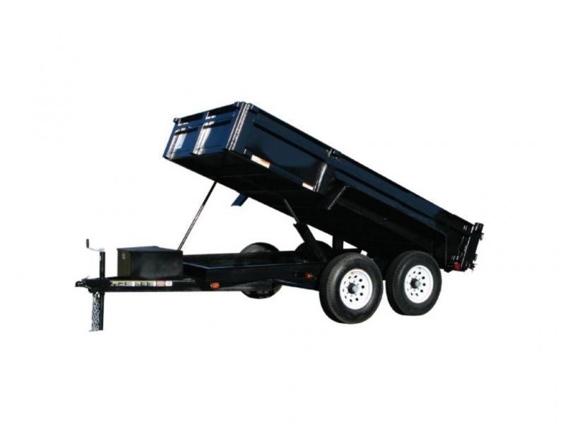 2020 Carry-On 7X14DUMPLP12K Dump Trailer