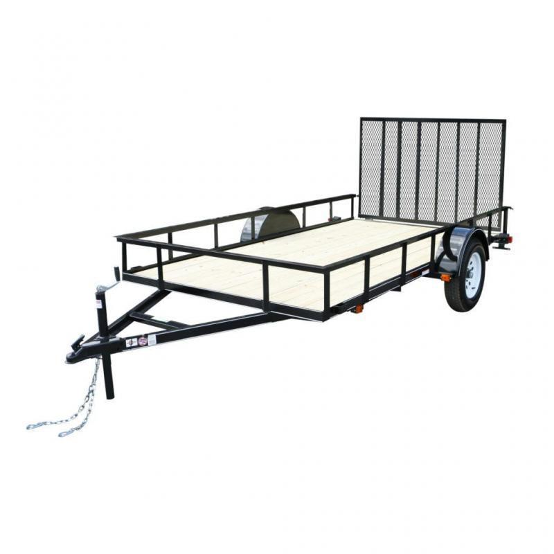 2020 Carry-On 6X12GW Utility Trailer
