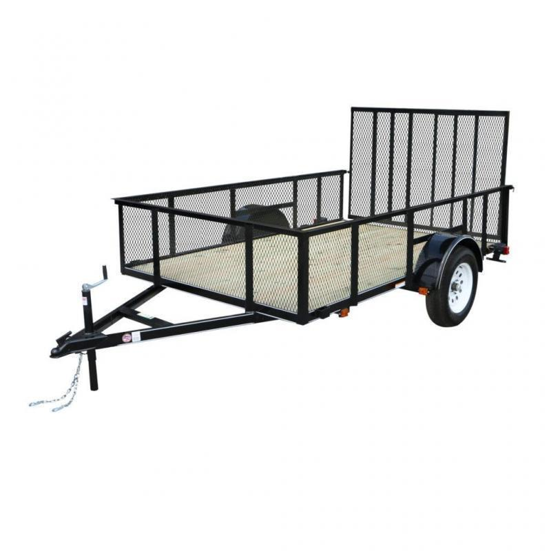 2020 CARRY-ON 5X8GWHS UTILITY TRAILER