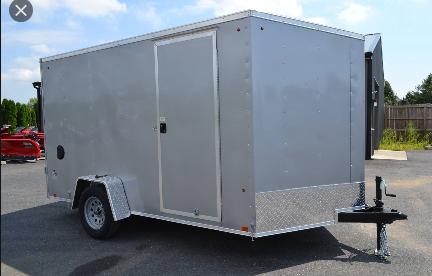 2020 Look Trailers ENCLOSED CARGO TRAILER Enclosed Cargo Trailer