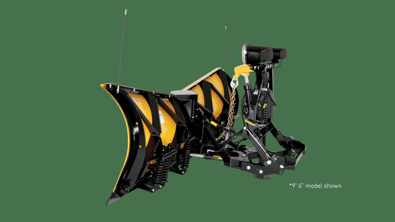 "2020 Fisher Engineering 7'6"" XV2 Mild Steel Snow Plow"