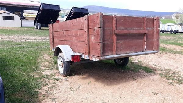 Used 1999 Load-Rite 4'x8'