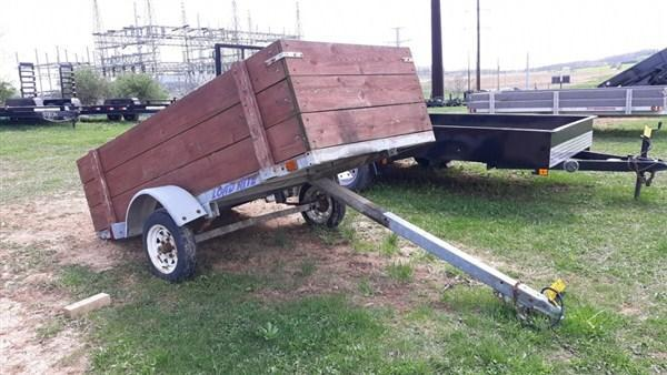 Used 1999 Load-Rite 4'x8'