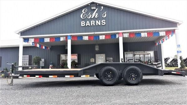 Lamar Classic Wood Deck Car Hauler 20' 10K OUT OF STATE ONLY!!