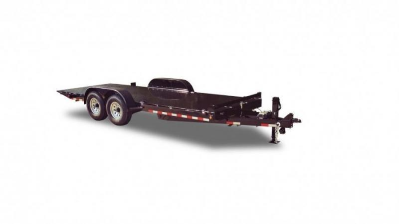 "Hawke Full Tilt Equipment 20' 15K -Diamond Deck -80"" Width -8"" Channel Frame -6"" Channel Tongue -Cast Iron Adjustable Coupler -12K Drop Leg Jack -Removable Fenders -LED Lights -Power Up & Down -16"" 14 Ply Radial Tires"