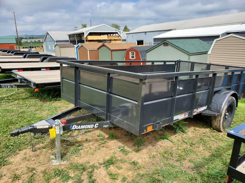 2020 Diamond C Trailers Roustabout Utility Trailer