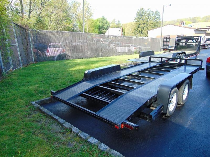 2017 Car Mate Trailers HL00488 Car / Racing Trailer