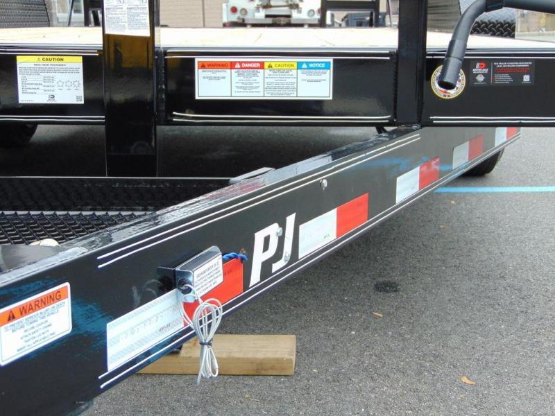"2020 PJ Trailers 6"" Channel Equipment (CC) 18'"