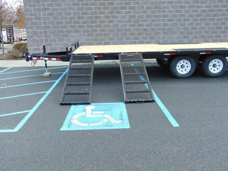 "2020 PJ Trailers Med. Duty Deckover 6"" Channel (L6) 16'"