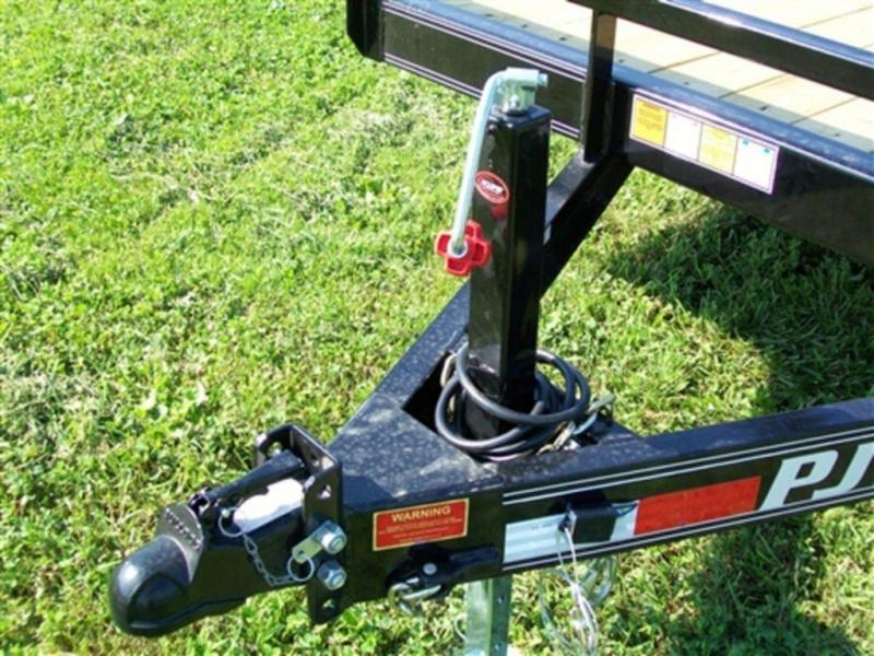 "2020 PJ Trailers 5"" Channel Equipment (CE) 20'"