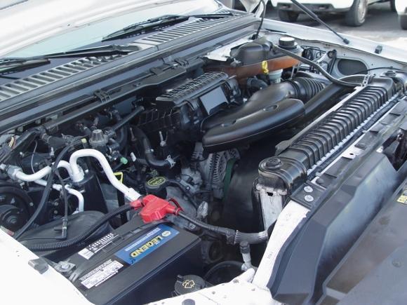 2006 Ford F-350 Bucket Truck