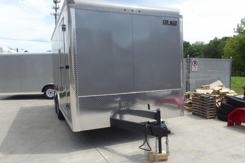 2020 Car Mate Trailers CM716CC-HD 16'