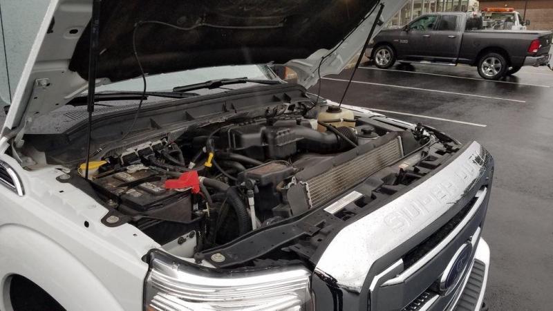 2016 Ford F350 XLT 4x4