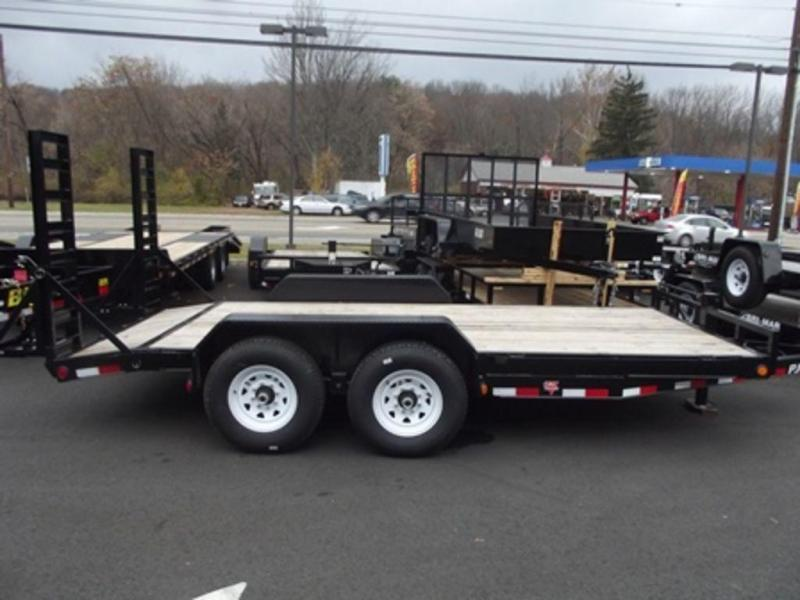 "2020 PJ Trailers 6"" Channel Equipment (CC) 16'"