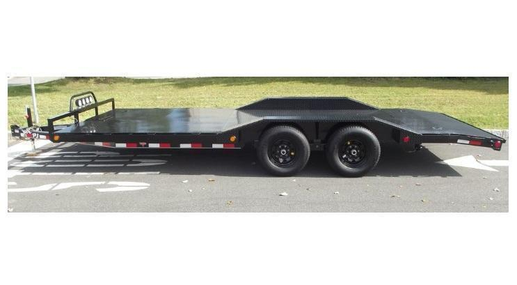 "2020 PJ Trailers 5"" Channel Buggy Hauler (B5) 20'"
