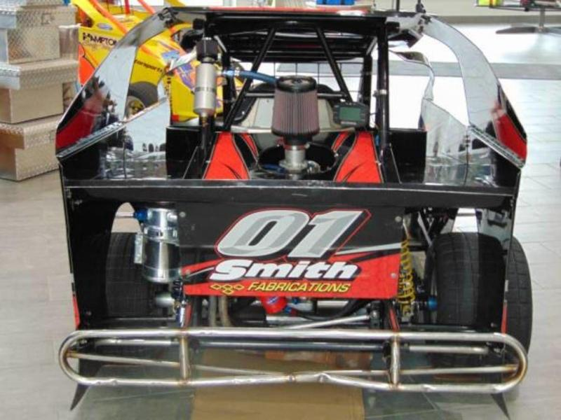 Stage 1 Modified Race Car