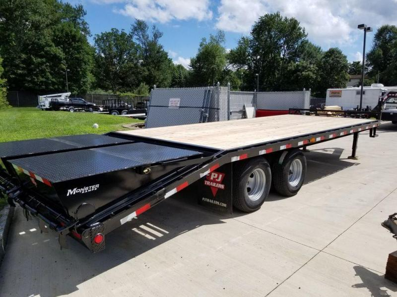2020 PJ Trailers Classic Pintle with Duals (PD) 25'