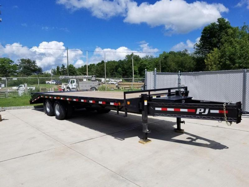 2020 PJ Trailers Pintle with Duals (PL) 25'