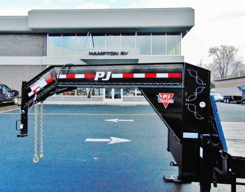 2020 PJ Trailers Classic Flatdeck With Duals (FD) 30'
