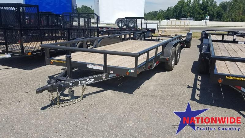 ***PRICE REDUCTION***2019 East Texas 83X16 Utility Trailer