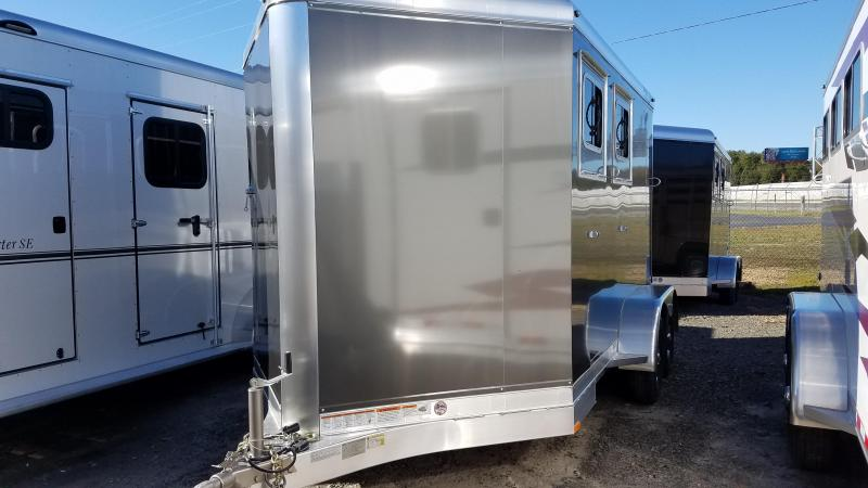 2020 4-Star Trailers RUNABOUT Horse Trailer