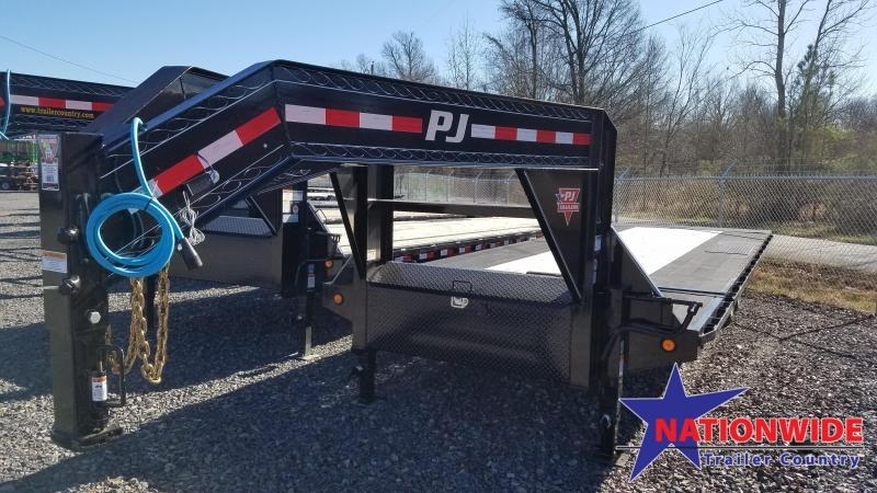 2020 PJ Trailers 102X26 DECKOVER TILT Equipment Trailer