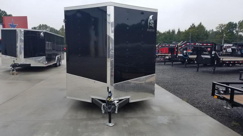 ***PRICE REDUCTION***2020 Spartan Cargo 7X14 TA Enclosed Cargo Trailer