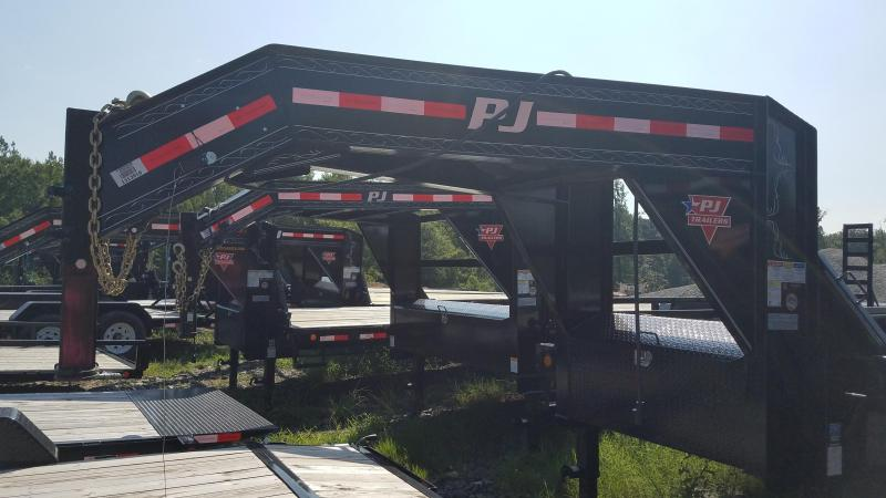 *DEMO* 2019 PJ Trailers 102X40 Flatbed Trailer