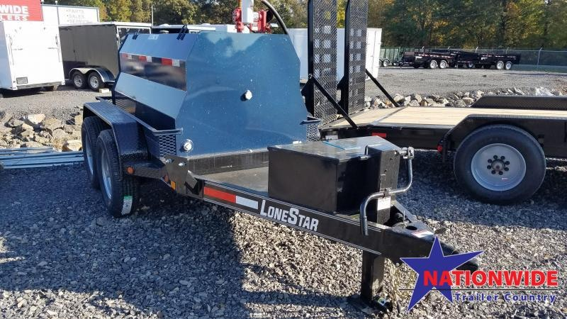 2020 East Texas 5X8 DIESEL TANK Equipment Trailer