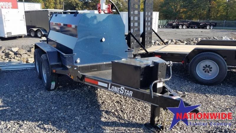 2020 East Texas 5X8 DIESEL TANK Equipment Trailer