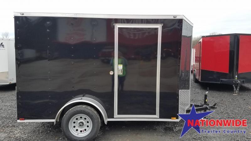 2020 Spartan Cargo 6X10 SA Enclosed Cargo Trailer