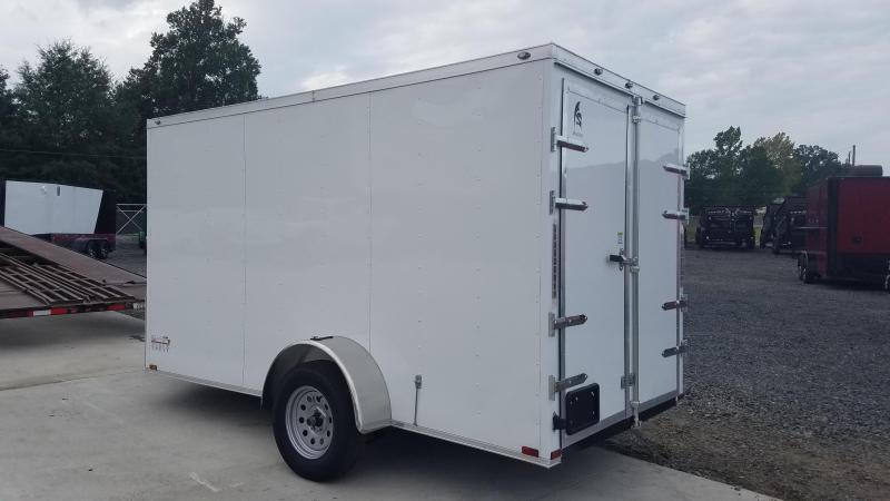 ***PRICE REDUCTION***2020 Spartan 6X12 SA Enclosed Cargo Trailer