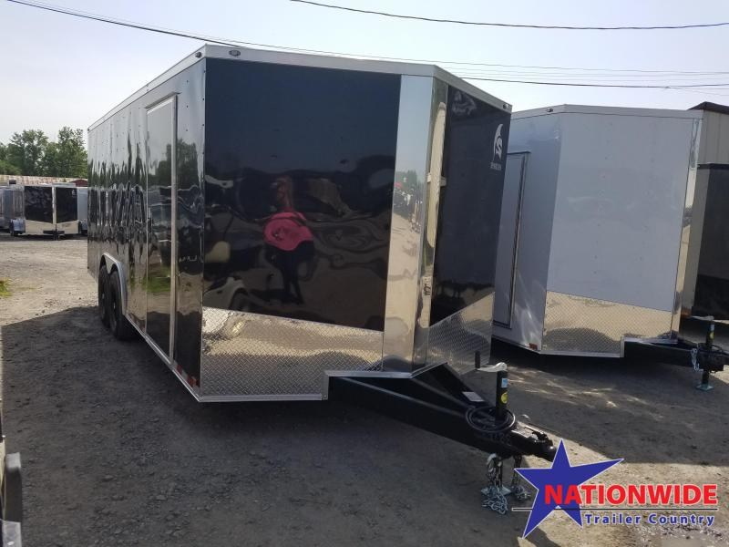 2020 Spartan 8.5X20 TA Enclosed Cargo Trailer