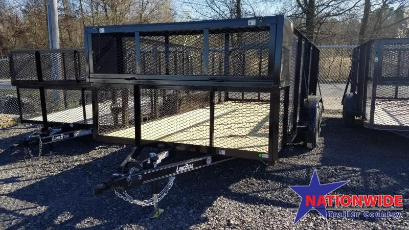 2020 East Texas 83X16 LANDSCAPE Utility Trailer