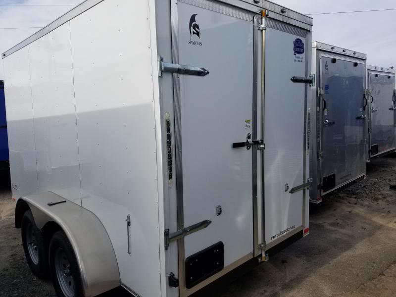 ***CLEARANCE***2018 Spartan 6X12 TA Enclosed Cargo Trailer