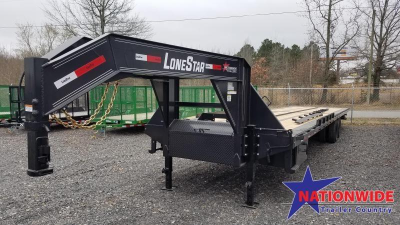 2021 Lonestar 102X40 CONTAINER TILT Equipment Trailer