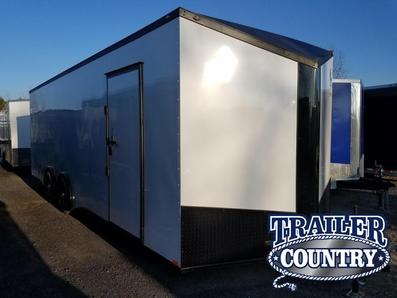 Trailer Country Cabot Ar >> 2019 Spartan 8 5x24ta Enclosed Cargo Trailer 8x24 Trailers