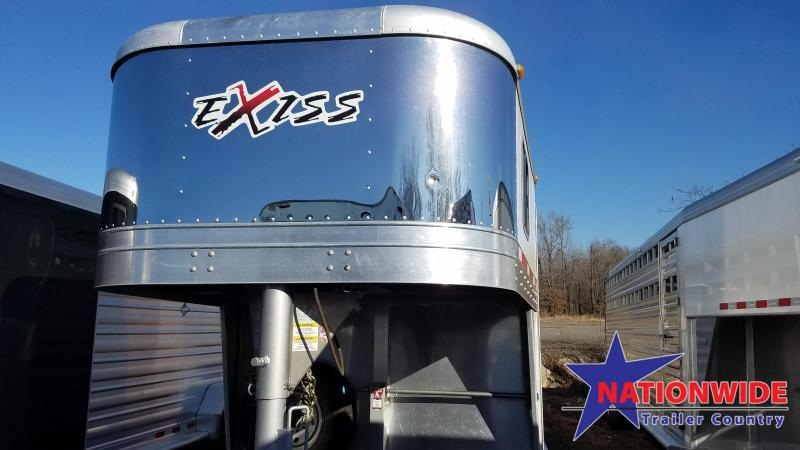 ***PRICE REDUCTION***2015 Exiss Trailers EXISS Livestock Trailer